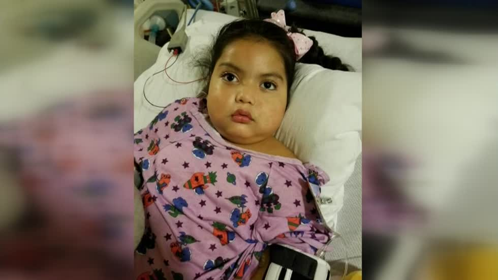 3-year-old chokes on grape, may never walk or talk again
