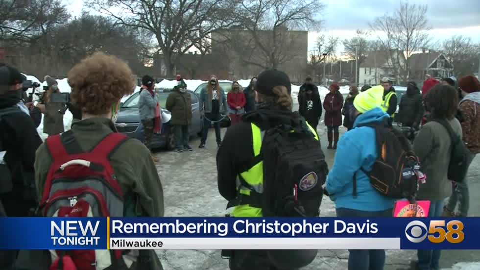 Family, friends march for Milwaukee man fatally shot by Walworth...