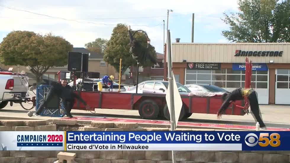 'Putting fun back in fundamental rights:' Voters in Milwaukee...