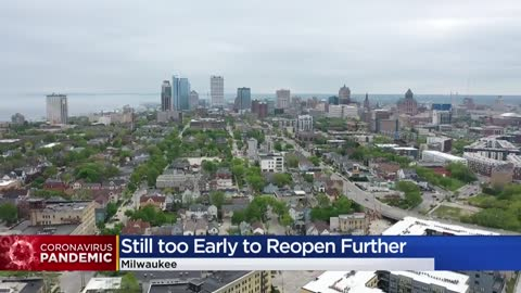 Milwaukee's next reopening phase pushed back