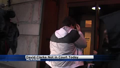 Civil case against Former Milwaukee Sheriff Clarke underway