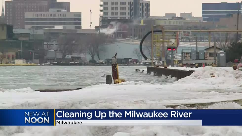 'Great Lakes Legacy Act' to clean up waterways in SE Wisconsin, including Milwaukee River