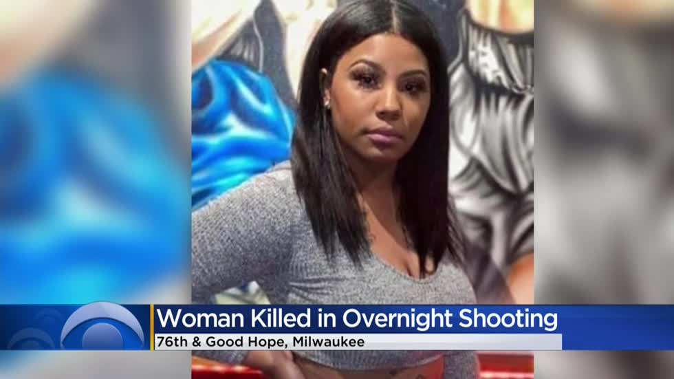 Woman celebrating her 27th birthday shot dead outside Milwaukee bar