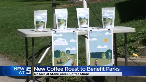 Stone Creek's new 'Love Your Parks' coffee roast to benefit...