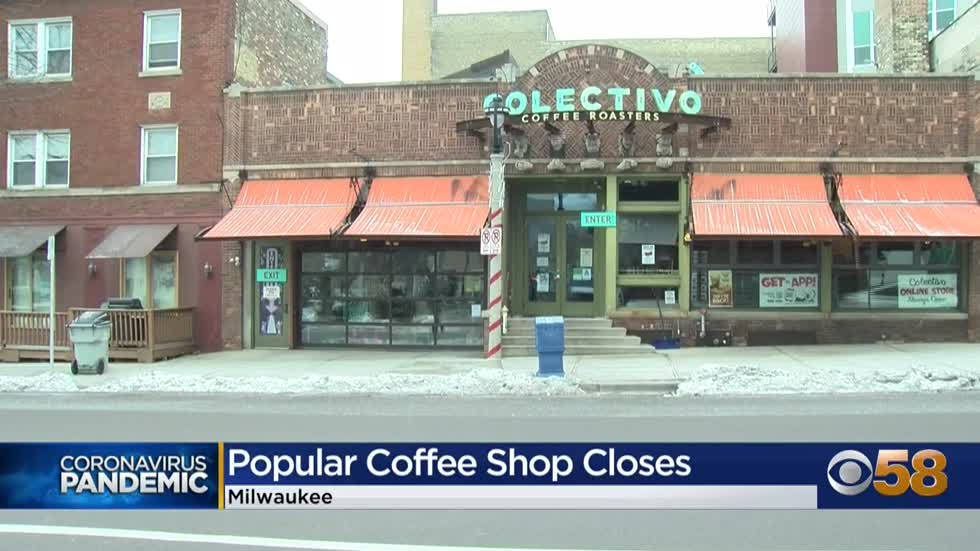 Colectivo Coffee Prospect Avenue location closed until further...