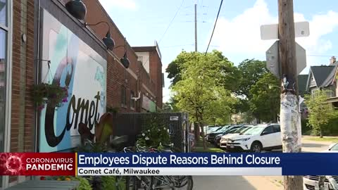 Former Comet Cafe employees speak out against unsafe conditions