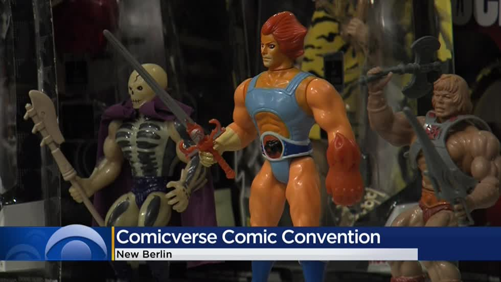 New Berlin Ale House hosts Comicverse Convention & Toy Show