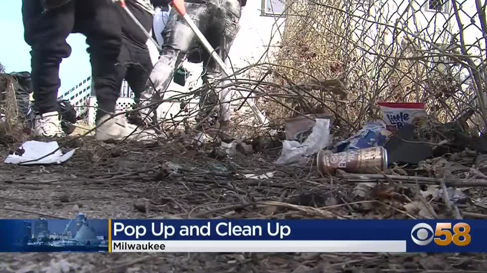 Guns Down Miltown hosts citywide trash pickup