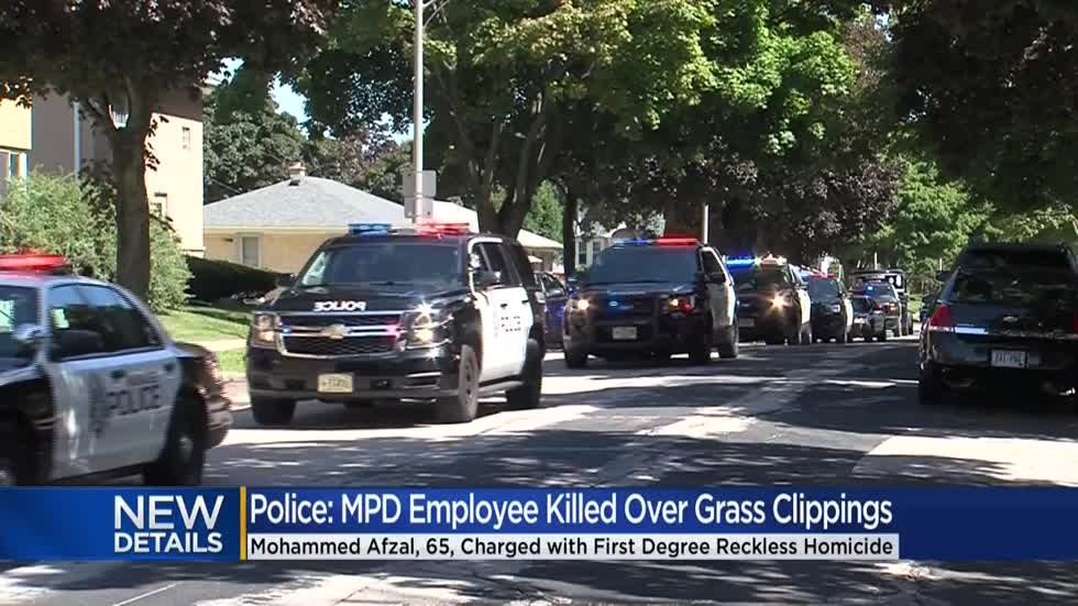 Officials: MPD employee killed by neighbor during dispute over grass clippings
