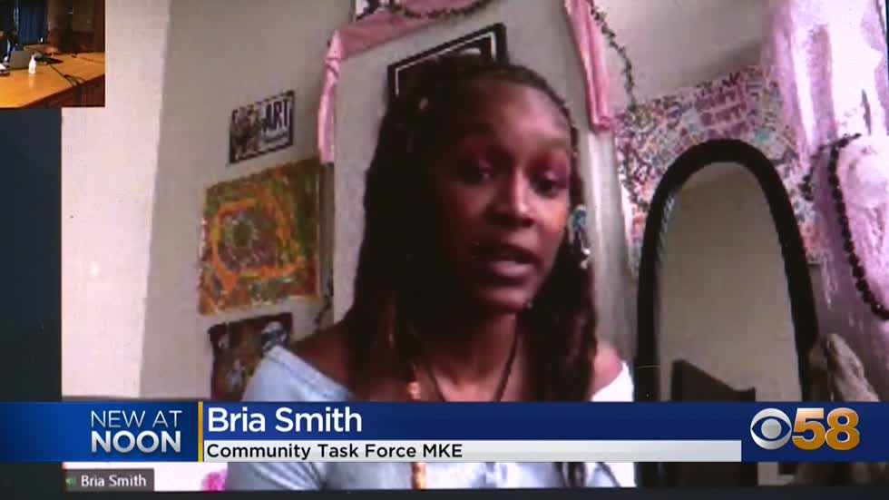 Social justice groups push for change in Milwaukee during virtual...