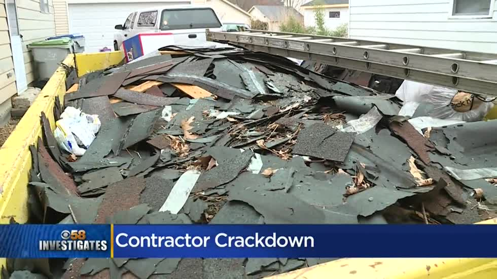 CBS 58 Investigates: Criminal charges for bad contractors