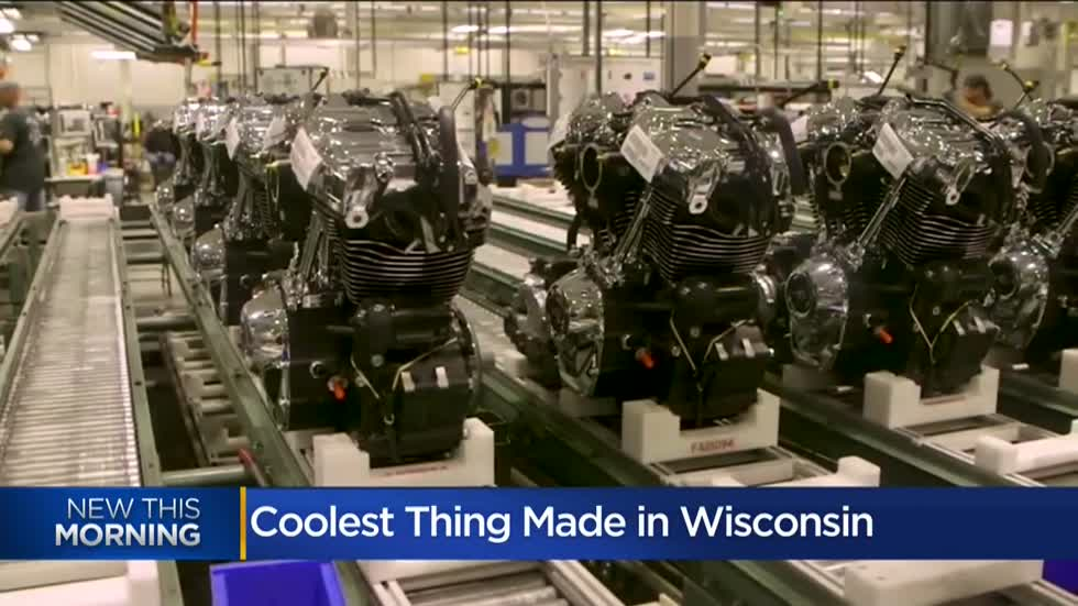 Search for 'Coolest Thing Made in Wisconsin' underway for 5th straight year