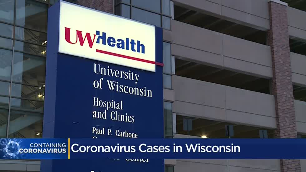 Wisconsin's first confirmed coronavirus patient has recovered; 2 new cases pending