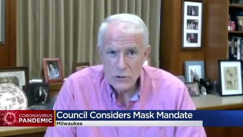 Milwaukee citywide mask mandate now circulating through Common...