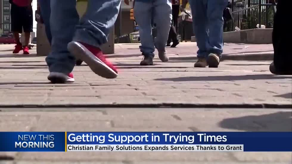 Christian Family Solutions expanding services through grant