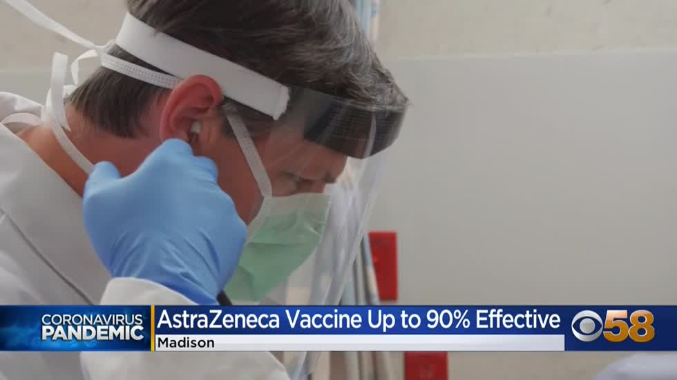 AstraZeneca COVID-19 vaccine effectiveness 'exciting' for...