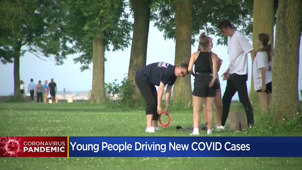 Area doctors see 84-percent increase in COVID-19 cases in 10 to 19-year-old age group
