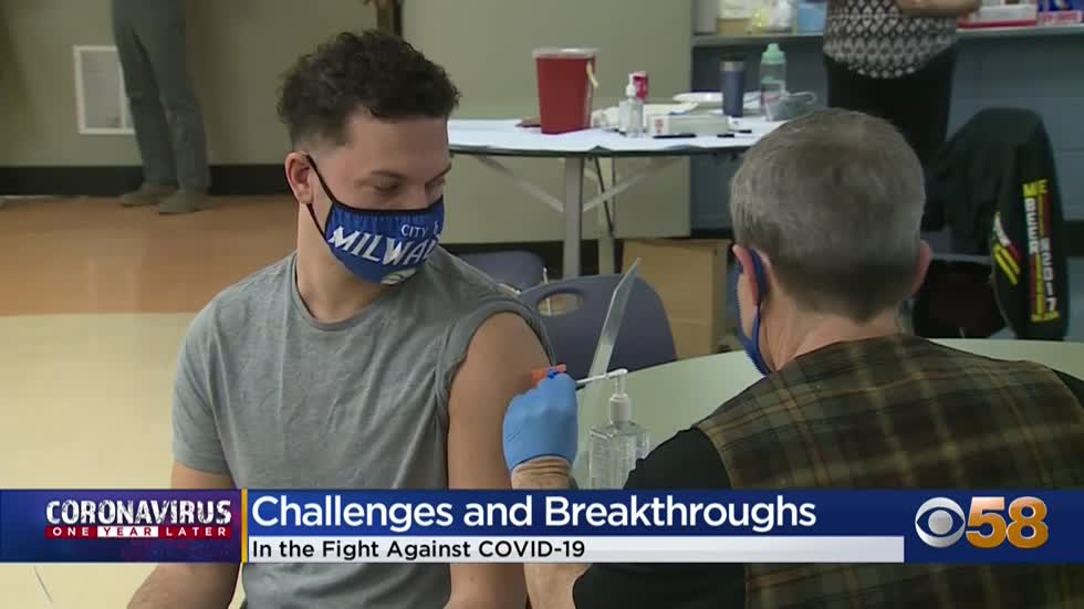 Doctors reflect on COVID-19 medical challenges and breakthroughs 1 year later