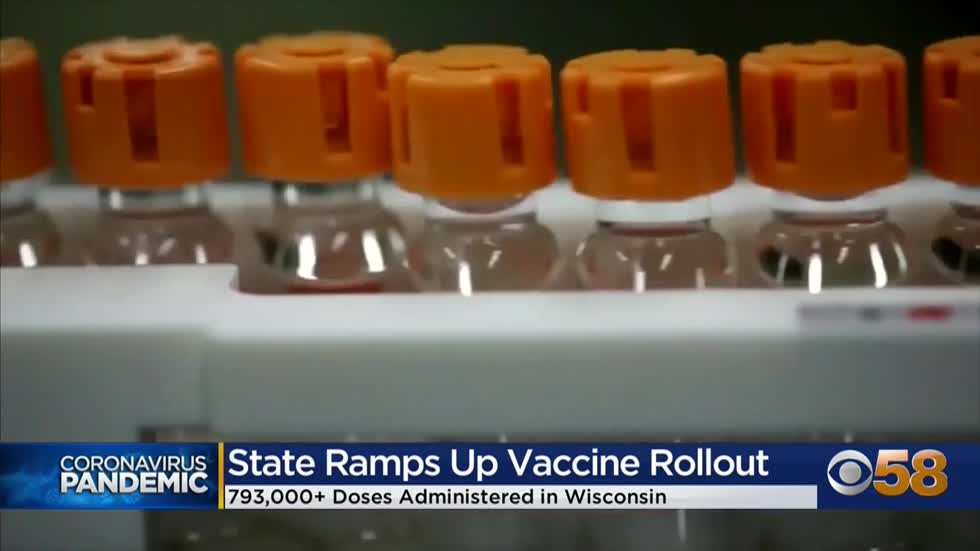 Health leaders say 10% of Wisconsinites now vaccinated, COVID-19 virus is still a threat