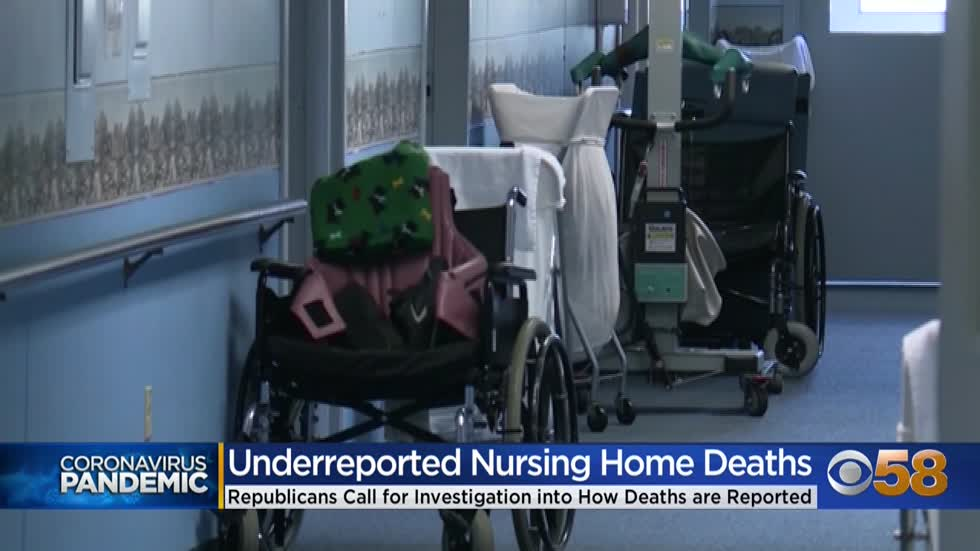 Gov. Evers defends reclassification of COVID-19 deaths to long-term care facilities; GOP lawmakers call for an investigation