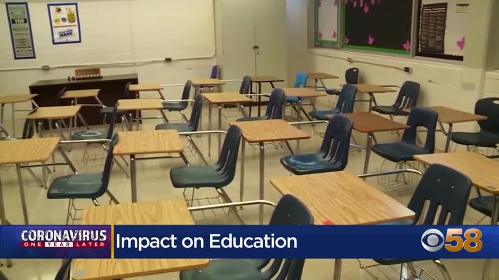 CBS 58 Investigates the lasting impact of Covid on education