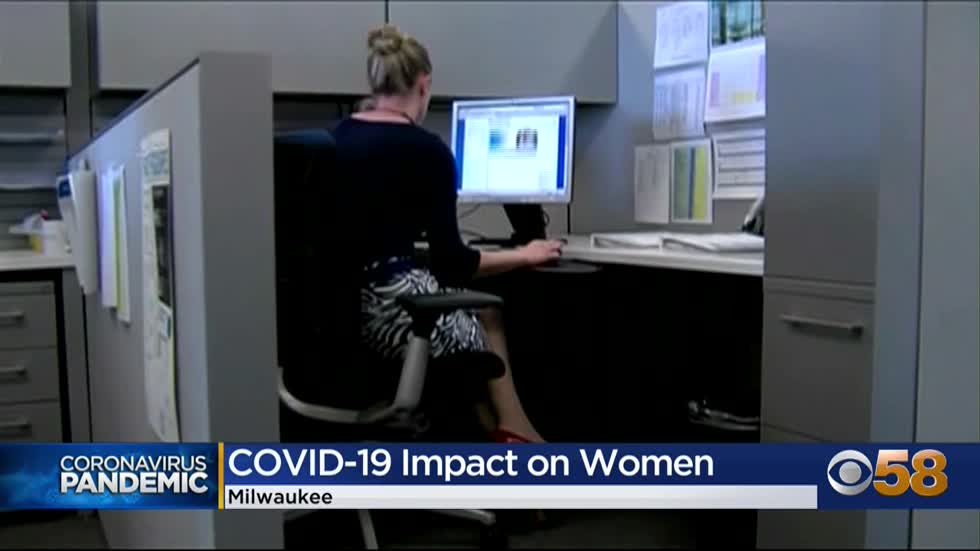 'Collectively raise the bar': Pandemic impacting women in...
