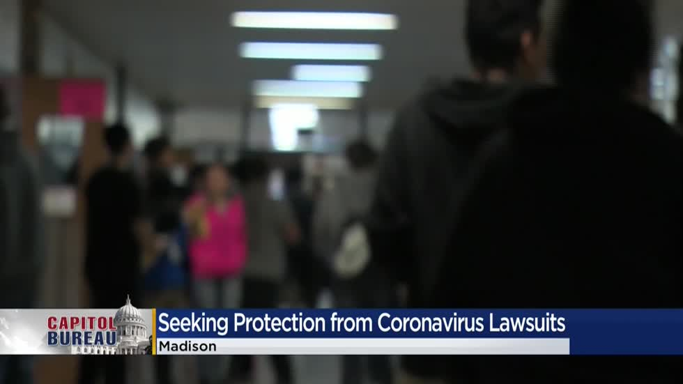 Education and business groups raise concerns of potential COVID-19 lawsuits