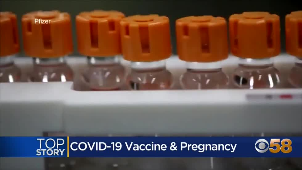 Doctors discuss COVID-19 vaccine for pregnant women