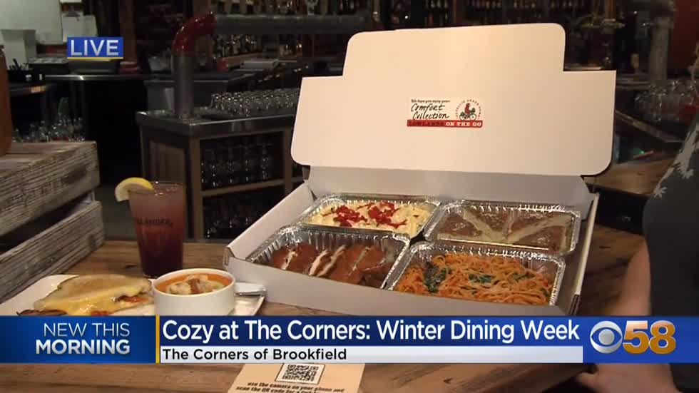 """Cozy at The Corners"" Winter Dining Week happening now in..."