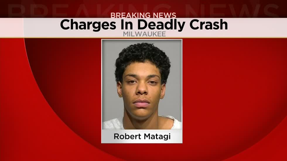 Man charged in deadly chase, crash at 13th and Morgan