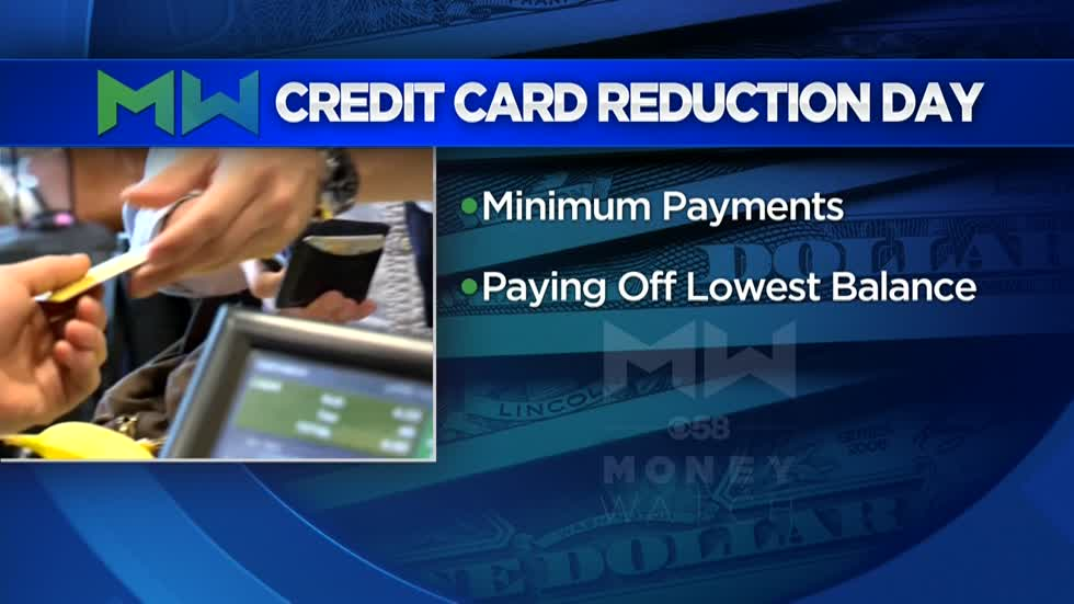 Experts offer tips on paying debt on Credit Card Reduction Day