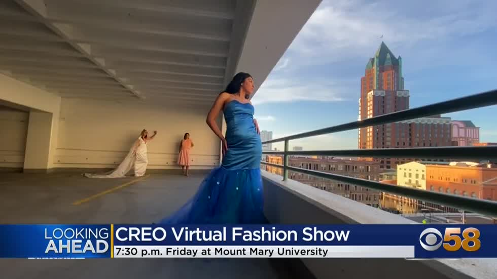 A virtual catwalk this Friday for Mount Mary University's annual...