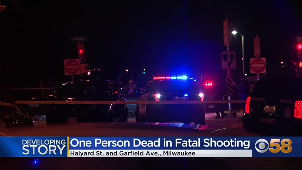Milwaukee Police investigate several shootings over Thanksgiving...