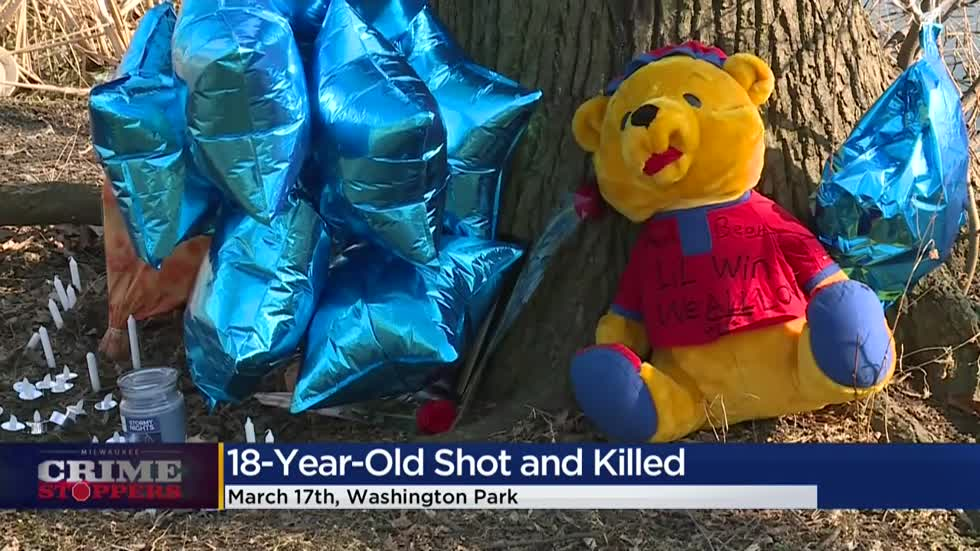 Crime Stoppers Crime of the Week: 18-year-old shot dead in Washington Park