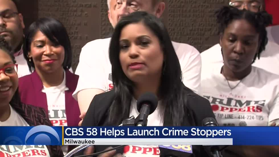 Cash reward for tips: Crime Stoppers launches partnership with MPD, CBS 58