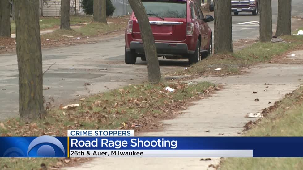 Crime Stoppers Crime of the Week: Road rage incident leads to gunfire, 2 bystanders struck