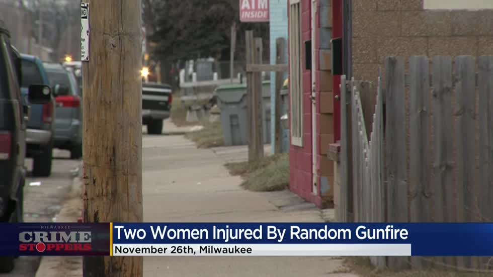 Crime Stoppers Crime of the Week: Gunfire nearly kills 2 strangers near Fairmount and Hopkins