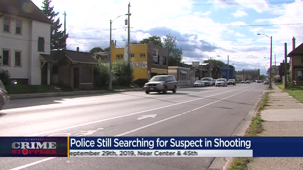 Crime Stoppers Crime of the Week: Suspect wanted in deadly shooting near 45th and Center