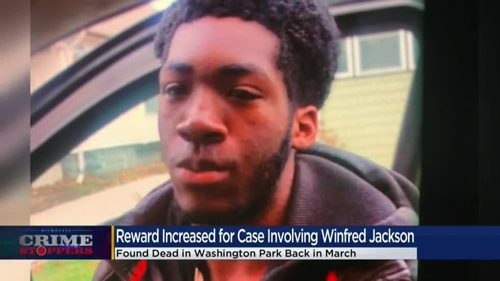 Crime Stoppers Crime of the Week: $5K reward now offered to catch Winfred Jackson's killer
