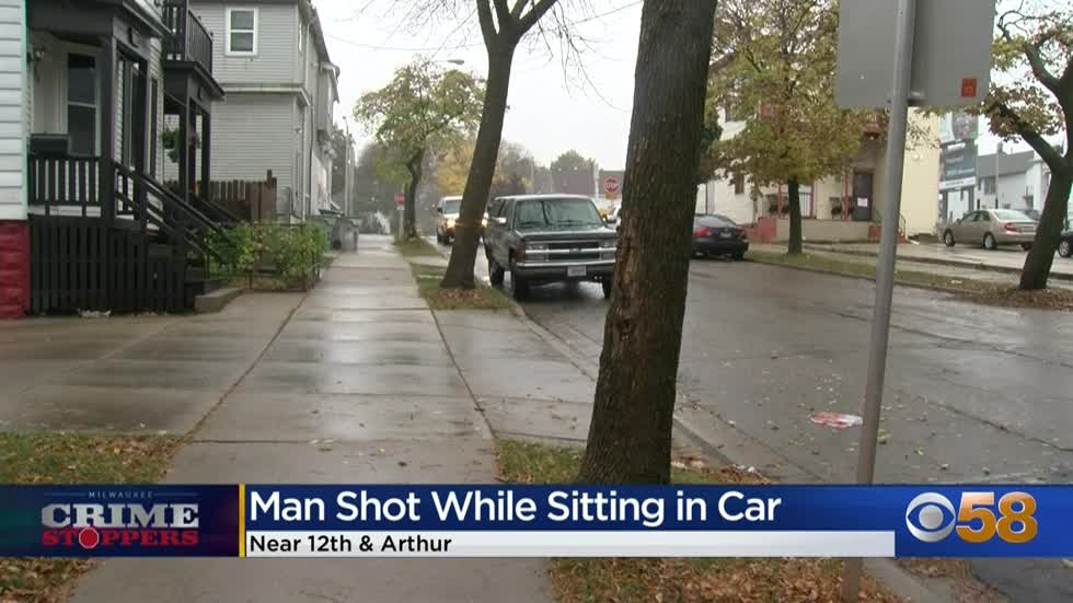 Crime Stoppers Crime of the Week: Milwaukee man shot outside...