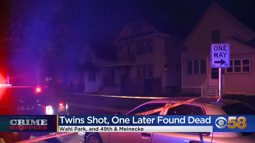 Crime Stoppers Crime of the Week: Twin brothers shot, 1 fatally,...