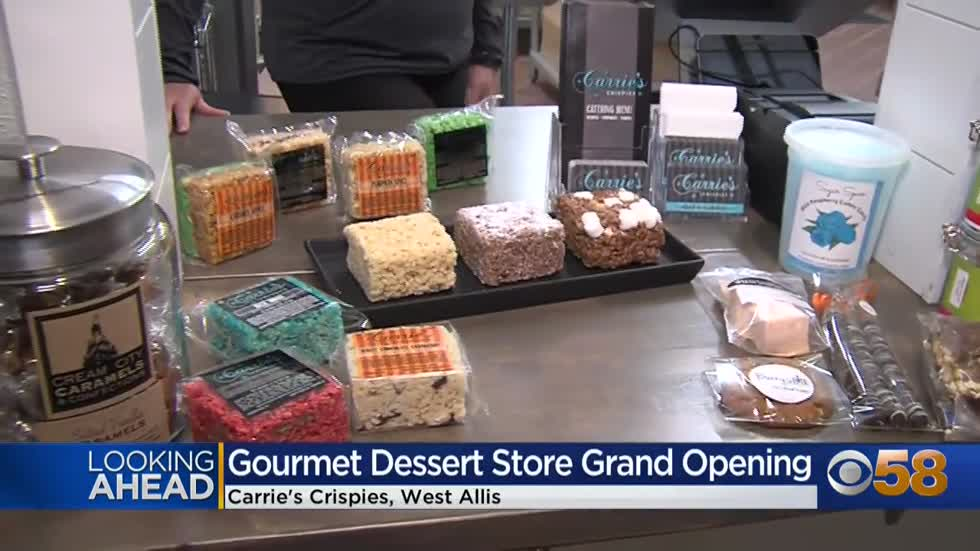 "New West Allis retailer whipping up some delicious ""Carrie's..."