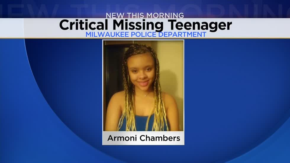 UPDATE: Critical missing 16-year-old Milwaukee girl found