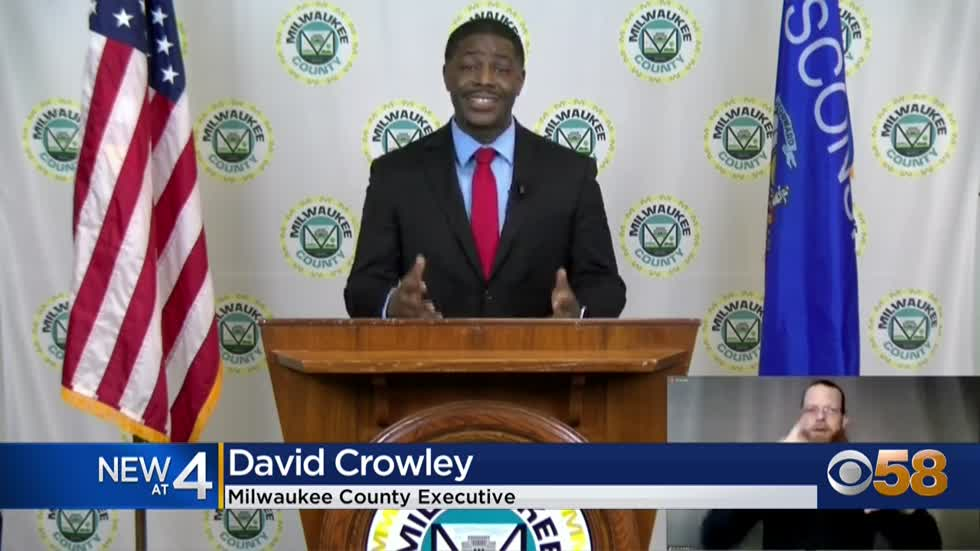 Crowley delivers optimistic virtual State of the County address