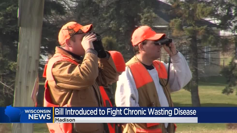 Lawmakers introduce bill to fight chronic wasting disease