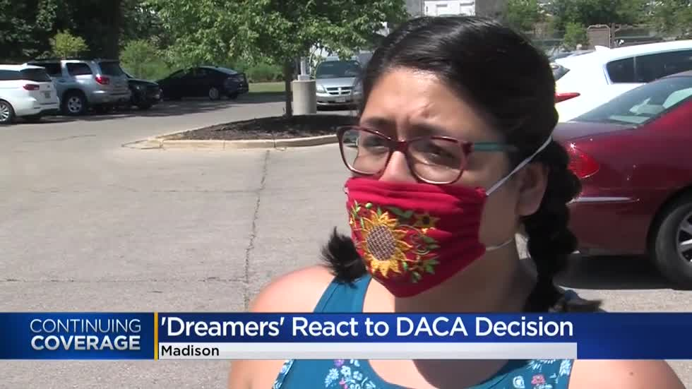 'The weight of the world off my shoulders:' WI DACA recipients react to Supreme Court Decision