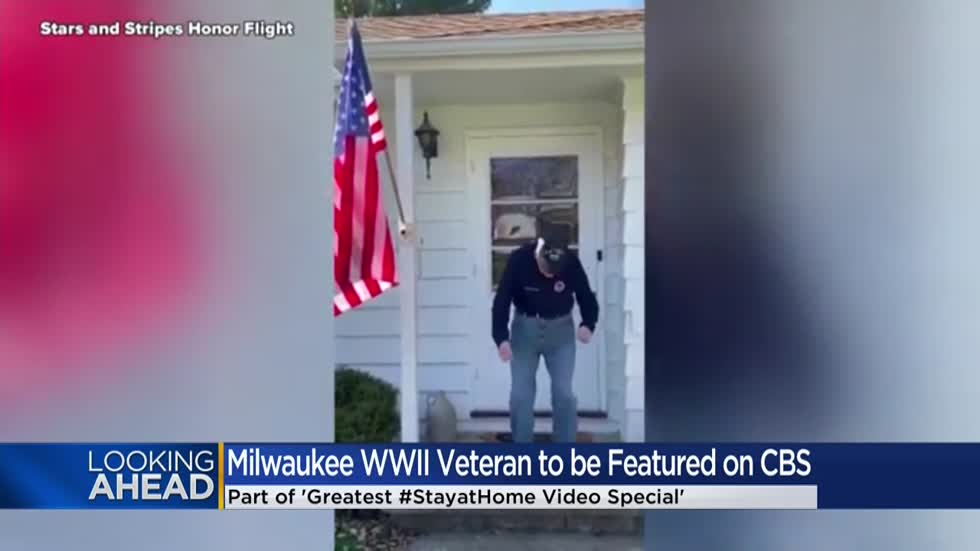 Milwaukee WWII veteran featured on CBS special