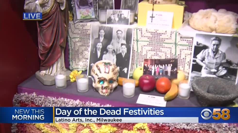 Latino Arts, Inc. prepares for 'Day of The Dead' events during October