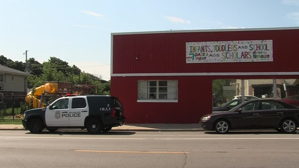 UPDATE: Milwaukee daycare shut down after surveillance shows 10-year-old beating up baby