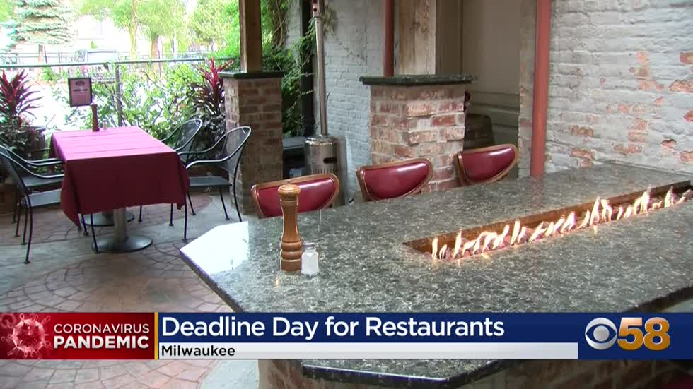 Milwaukee in-person dining restaurants could jeopardize their license without a COVID-19 safety plan